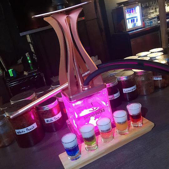 【シーシャ講座#024】アルコールを入れてみよう!