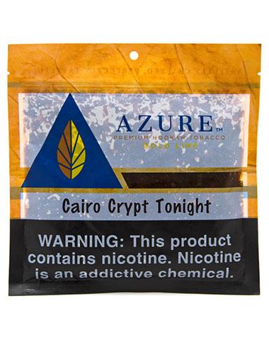 【シーシャフレーバー新入荷!】Cairo Crypt Tonight 【おすすめ:☆☆】
